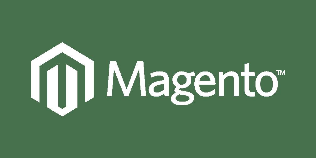 Magento platform wit