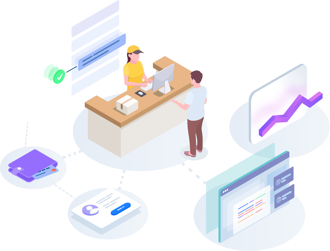 Webshop & Hosting